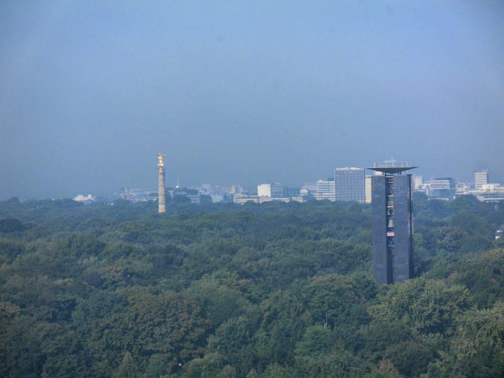 vistas cúpula parlamento berlin