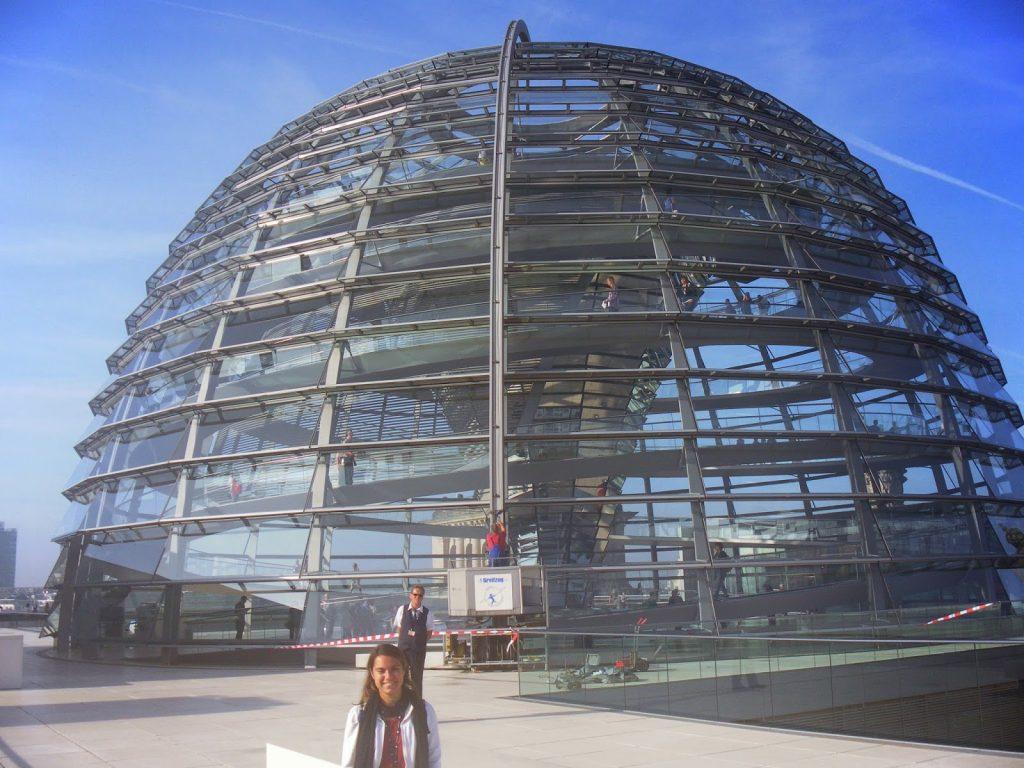 Terraza parlamento berlin