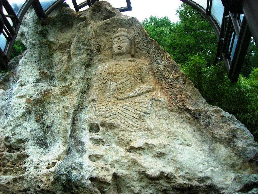 Templo de Golgulsa  Buda Maya Tathagata