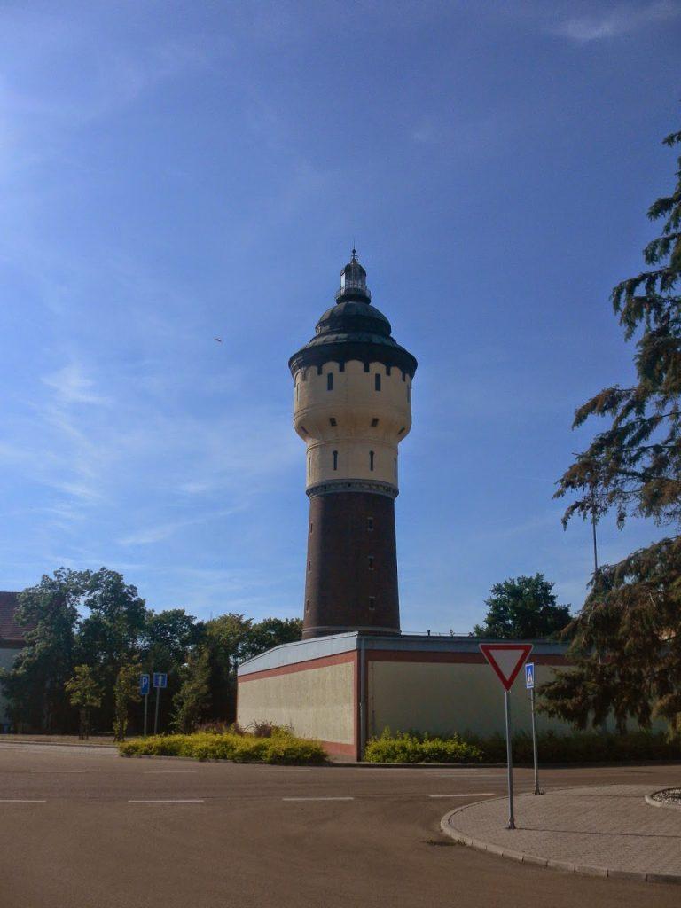 Torre del agua pilsner urquell