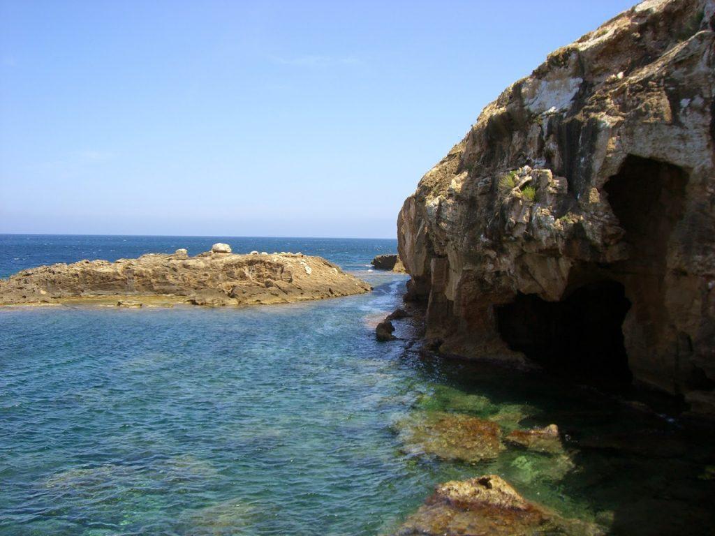 cueva tallada denia
