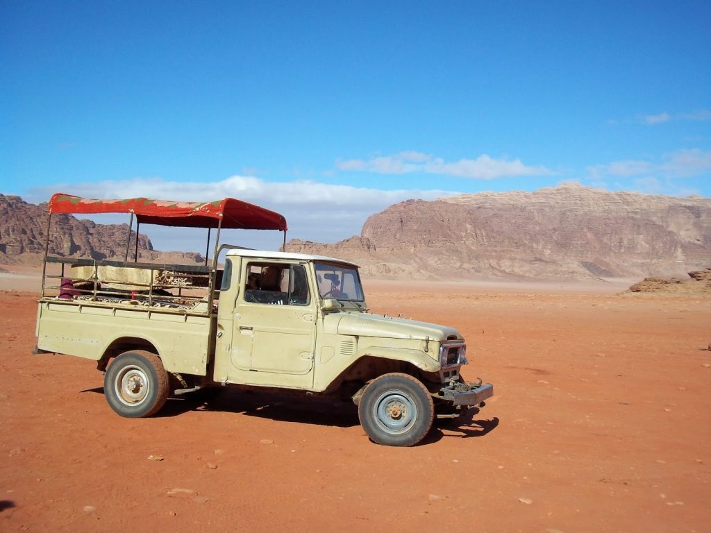 jeep wadi rum
