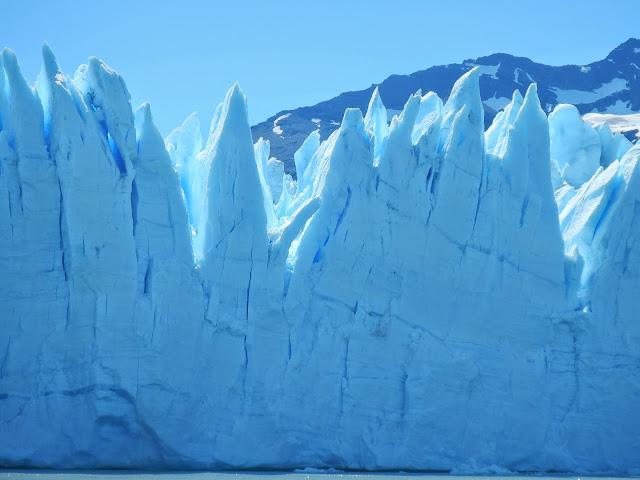 Detalle Perito Moreno