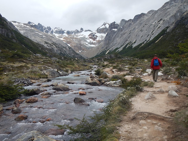 laguna esmeralda ushuaia