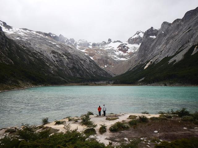 vistas laguna esmeralda