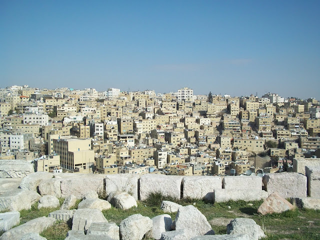 vistas Ammán