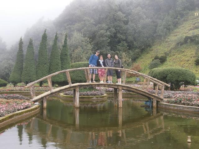 Parque Nacional Doi Inthanon tailandia