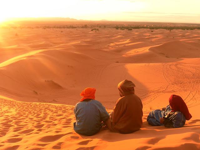 Valle del Todra y Erg Chebbi, Marruecos