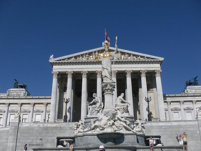 Ruta que ver en Viena en dos 2 días
