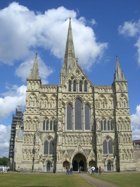Catedral Salisbury