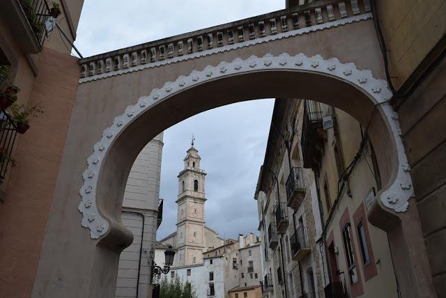 Arco ayuntamiento Bocairent