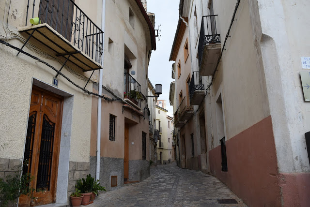 barrio medieval bocairent