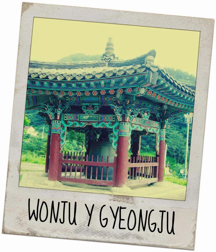 Wonju y Gyeongju