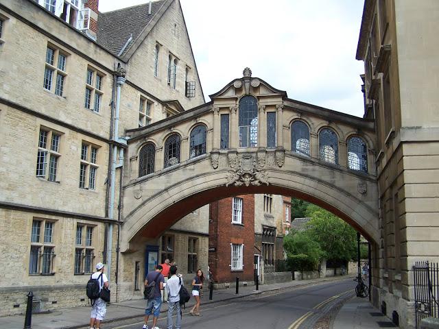 New College street