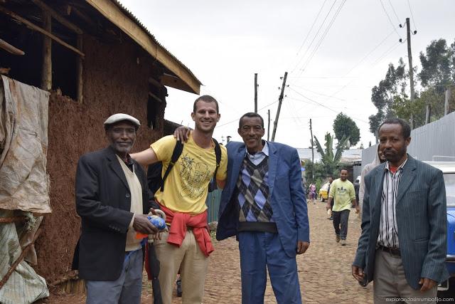 descubriendo Adis Abeba