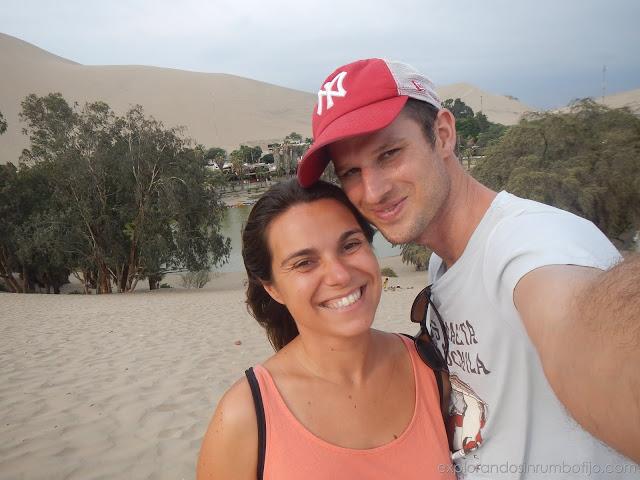 Ica Huacachina y Paracas