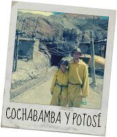 Cochabamba y Potosí