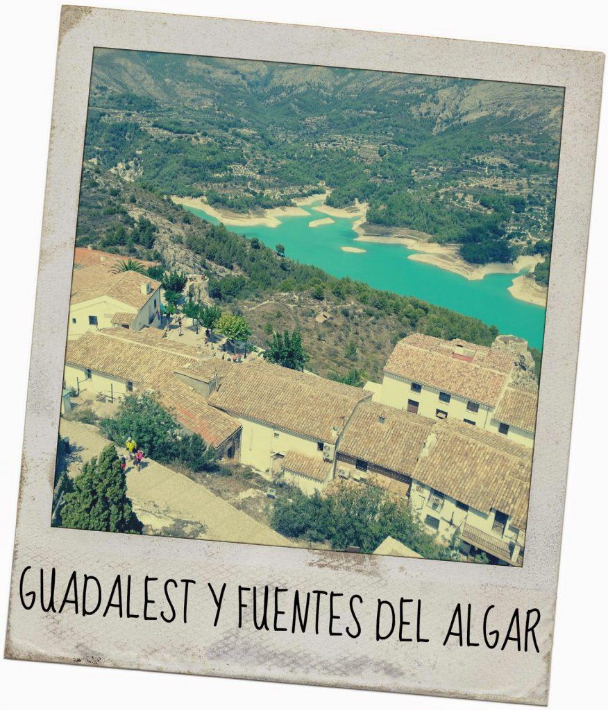 Guadalest y fuentes del Algar