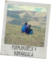 Norte Argentina Purmamarca Humahuaca