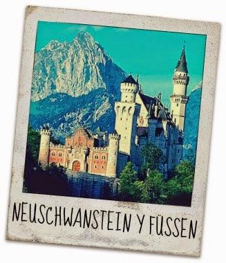 Neuschwanstein y Füssen